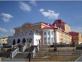 Русский драматический театр в Улан-Удэ