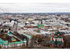 Достопримечательности Ярославля: что можно посмотреть за 2 дня?